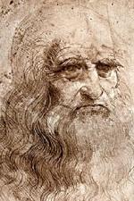 Szkic Leonardo Da Vinci