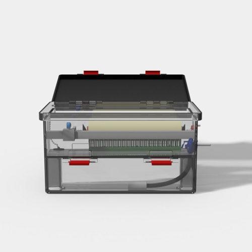 wizualizacje produktow 3d wynalazek na czyszczenie wialka malarskiego
