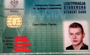 mgr inz dawid pijanka politechnika rzeszowska