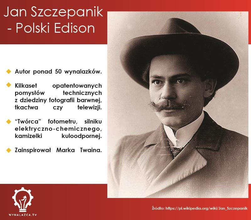 Wynalazca Jan Szczepanik