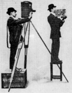 wynalazek pierwszej kamery proszynskiego