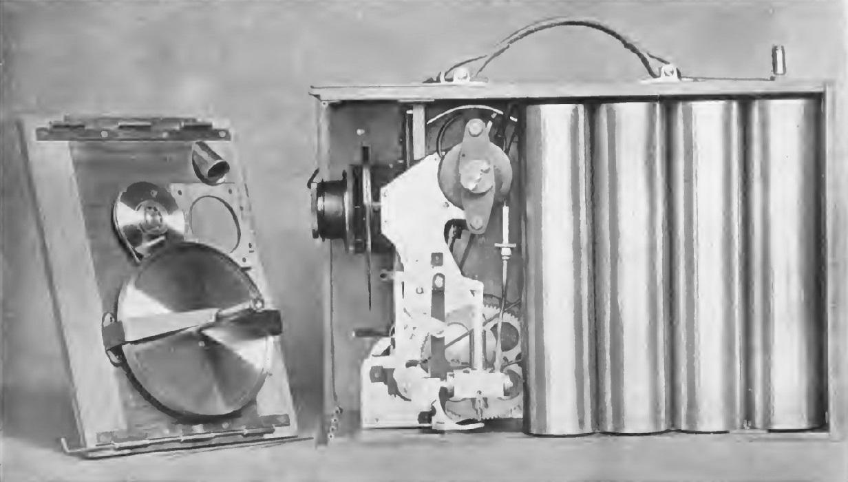 Wynalazek pierwszej kamery
