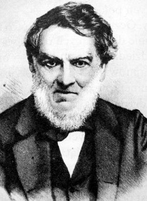 Portret wynalazcy Jana Jozefa Baranowskiego