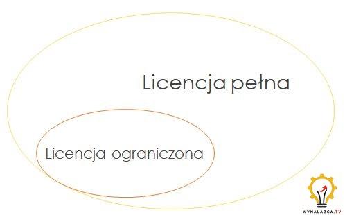 sposoby zarabiania na pomyslach licencja pelna i ograniczona