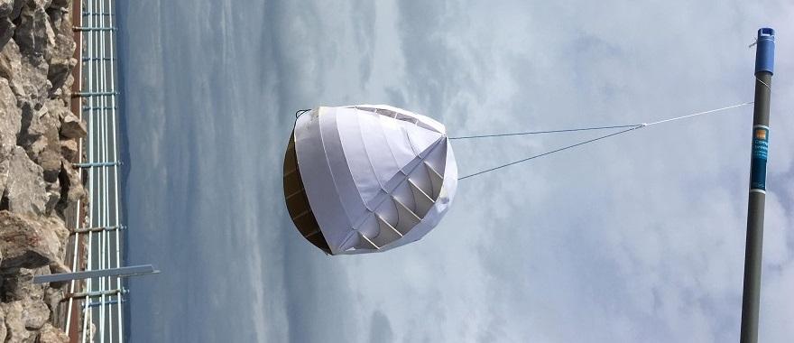 O-Wind-turbine, wynalazek turbiny