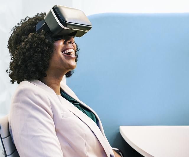Wirtualna rzeczywistość, wynalazek uspokajający.