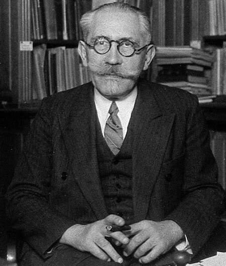 Paul Langevin, francuski fizyk i pedagog
