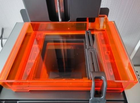 Pojemnik na żywicę drukarki 3D