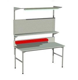 Stół montażowy firmy RA CONSTRUCTION