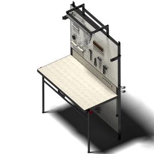 Stół montażowy jako wynalazek do sprzedaży