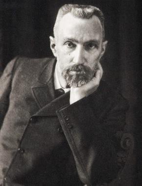 Wynalazca Pierre Curie,