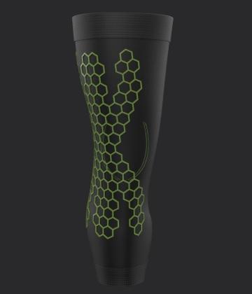 Model 3D wynalazku dla sportowców