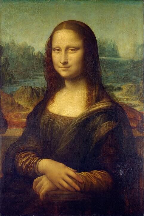 Mona Lisa najpopularniejsze dzieło sztuki wynalazcy
