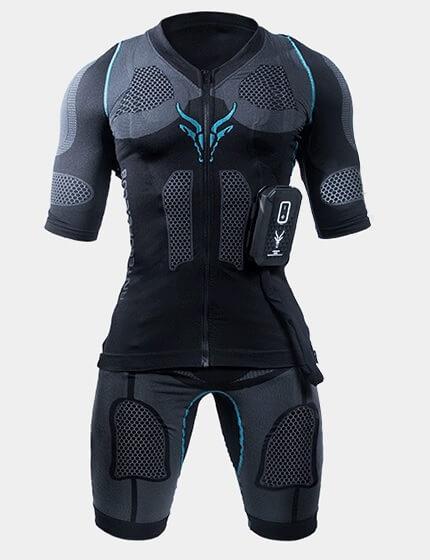 Wynalazek dla sportowców, kostium ANTELOPE