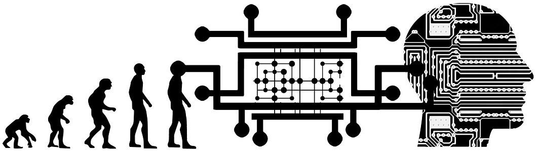 Ewolucja człowieka, a proces generowania kształtów