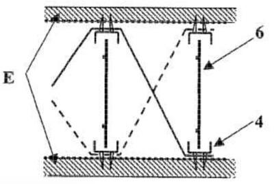 Patent na usztywnienie ścian szalunkowych