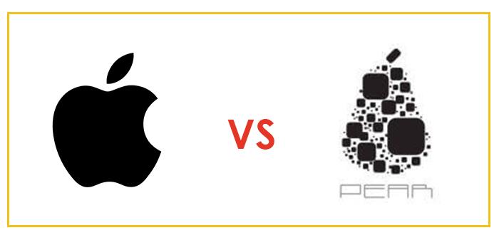 Apple jako marka, która walczy o własne prawa własności przemysłowej