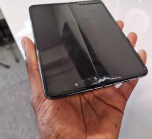 Samsung Galaxy Fold Infinity Flex