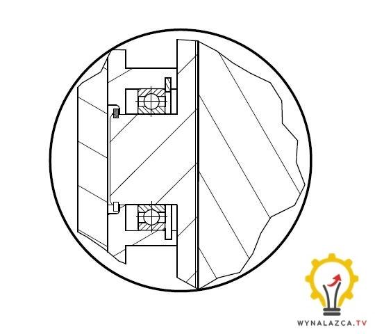 Łączenie elementów płytowych i ich zabezpieczenia w wieszaku i uchwycie obrotowym do gaśnic