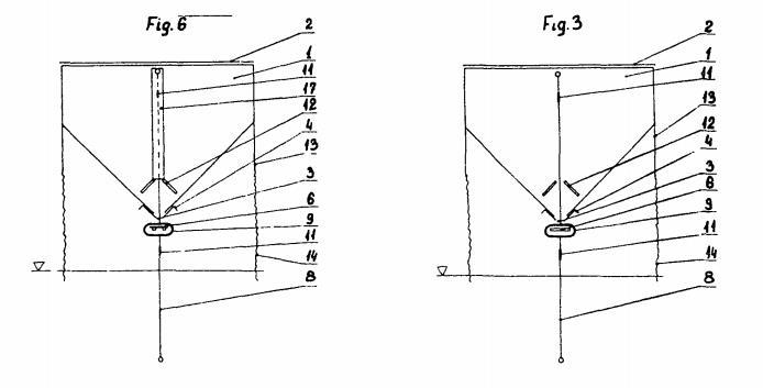 Karmnik grawitacyjny, hodowla karpi