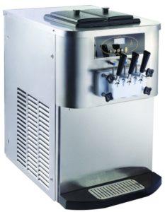 Wynalazek maszynki do lodów