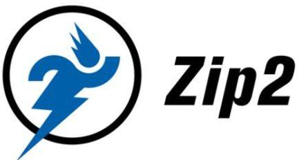 Logo firmy Zip2