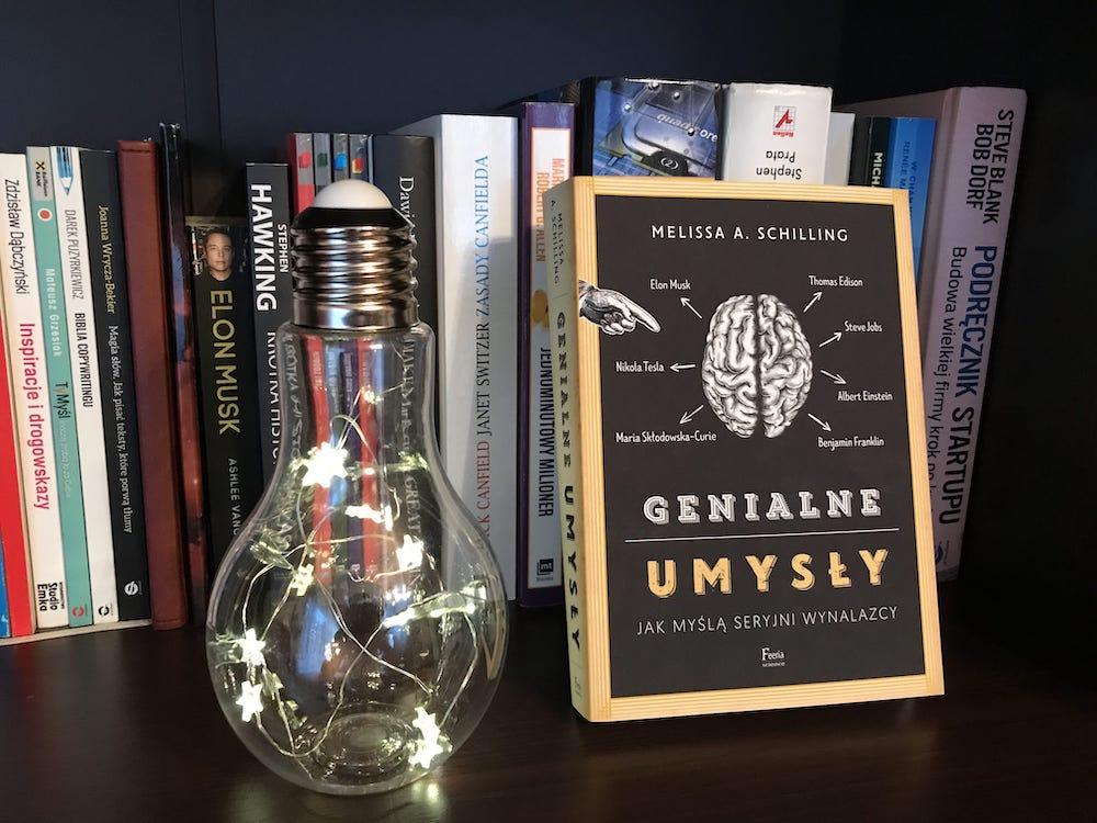 jak mysla wynalazcy ksiazka genialne umysly