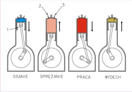 Schemat-działania-silnika-czterosuwowego,-w-tym-silnika-Diesla-WYNALAZCA-TV